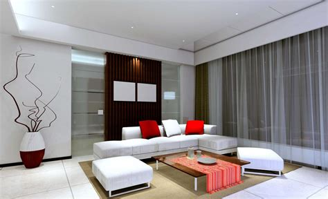 Amazing Of Stunning Luxury White Apartment Big Simple Hou