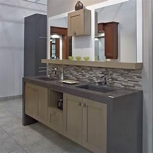 Modèle Salle De Bain : fabricant de salles de bain cuisines beauregard ~ Voncanada.com Idées de Décoration