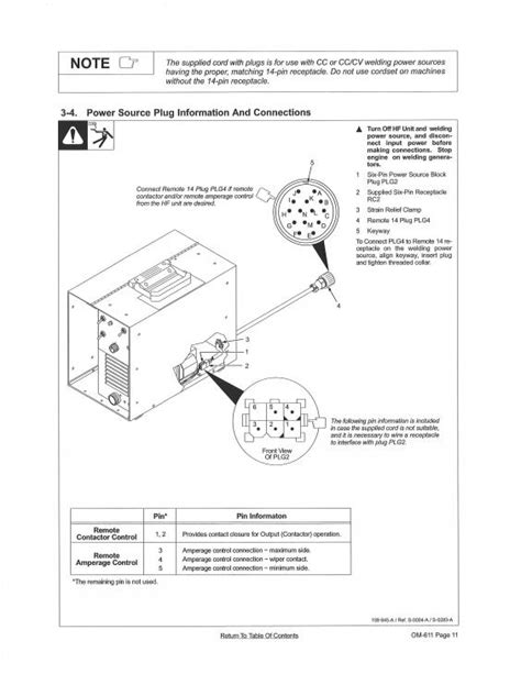 Miller 14 Pin Wiring Diagram by Arc 250 With Hf251 D 1 Problem Miller Welding