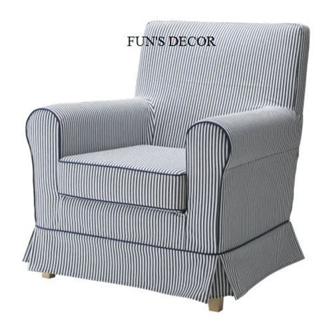 Jennylund Chair Cover Uk by New Ikea Ektorp Jennylund Chair Slipcover Simris Blue Ebay