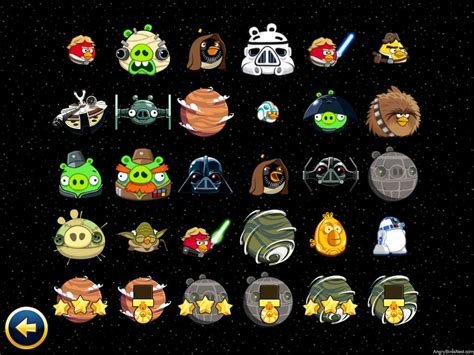 meet  angry birds star wars characters angrybirdsnest
