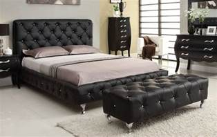 Platform Bed Storage by Unique Leather Modern Platform Bed Concord California Ahmaria