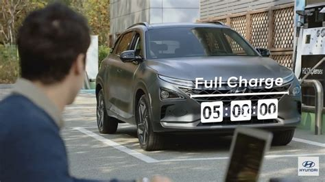 Highest Mileage Electric Car by Hyundai Motor S Nexo Can Run 609km On One Charge 비즈니스코리아