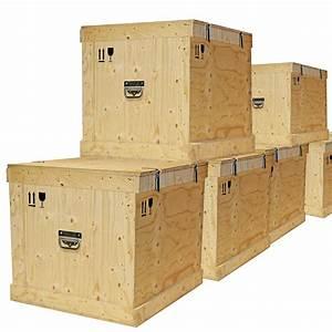 Caisse En Bois : grande caisse en bois fabulous grande caisse en bois with ~ Nature-et-papiers.com Idées de Décoration