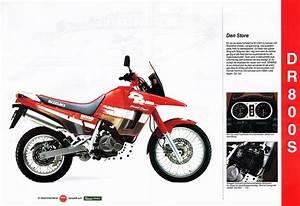 Suzuki Dr 800 : suzuki dr800s big adverts ~ Melissatoandfro.com Idées de Décoration