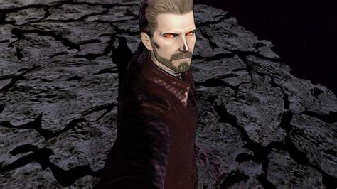 wesker color   facial hair ultimate marvel