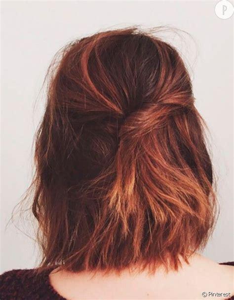 cheveux mi long coiffure coupe pour cheveux long cpmusy