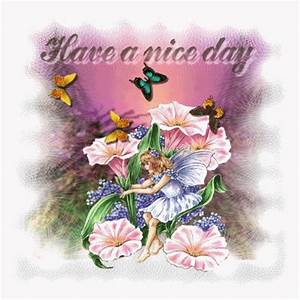 Have a Nice Day,Animated - Butterflies Photo (16668893 ...