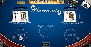 Play Baccarat Pro HD by World Match | 20+ FREE Baccarat ...