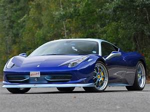 2012 Ferrari 458 Italia Emozione By Evolution 2 Motorsport