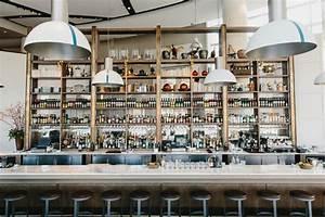 Back Bar Shelving - Transitional - Home Bar - Atlanta - by