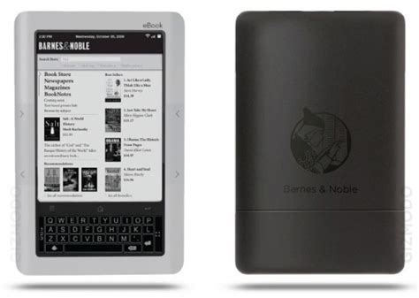 Barnes And Noble's Nook Ereader Gets Modded, Turned Into
