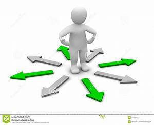 Choose Of Right Direction Stock Photography - Image: 14409812