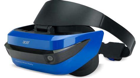 เจ้าแรกในไทย ACER Windows Mixed Reality Headset วางจำหน่าย ...