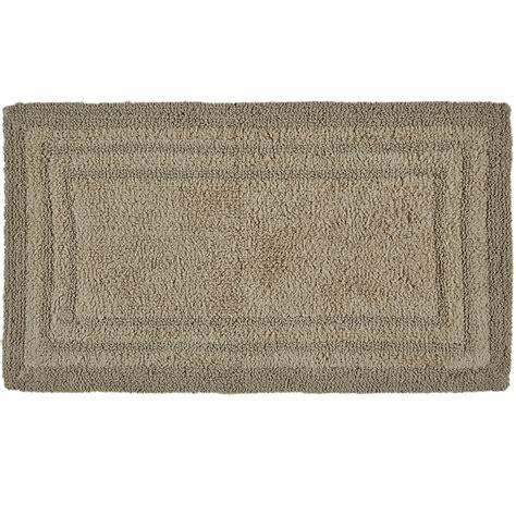 bath rug  tan  home