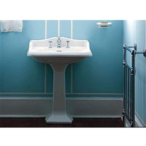 pedestal sink with built in backsplash bathroom sinks pedestal sinks in china glass