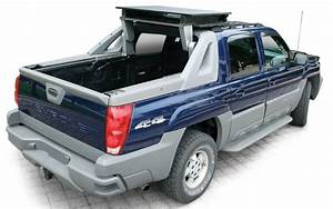 New Powered Tonneau System For Chevy Avalanche And