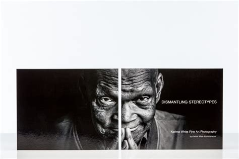 dismantling stereotypes fine art photography book