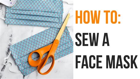 sew  surgical face mask  hospitals