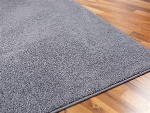 Flur Teppich Grau : hochflor velours teppich triumph grau in 24 gr en teppiche hochflor langflor teppiche schwarz ~ Whattoseeinmadrid.com Haus und Dekorationen