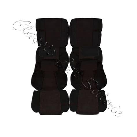 sieges 205 gti ensemble garnitures de sièges complet tissu biarritz 205