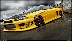 Nissan Skyline GTR R34 Wallpaper (75+ images)