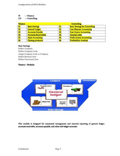 configuration bureau sap fico configuration guide
