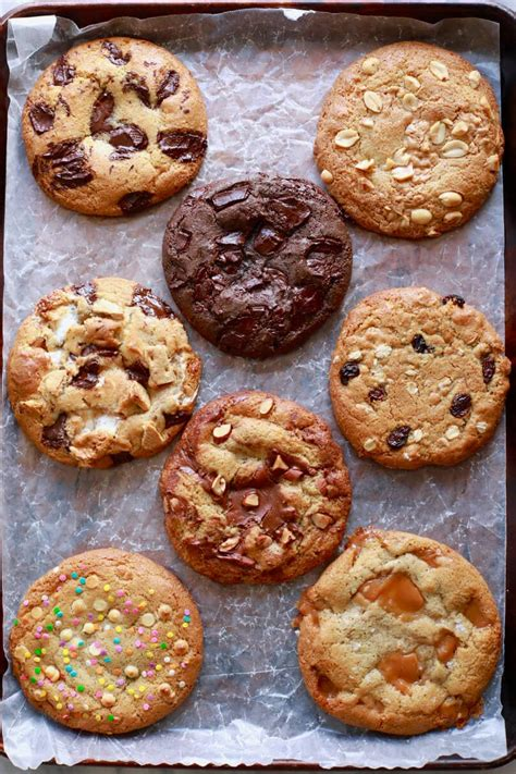 cookie dough one easy cookie recipe with endless flavor variations gemma s bigger