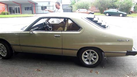 Datsun Skyline by 1977 Datsun Skyline C210 Mint Unrestored Condition