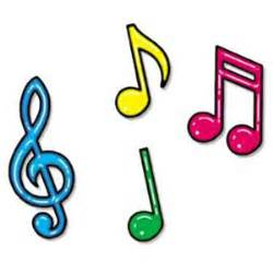 Colorful Music Note Clip Art | Clipart Panda - Free ...