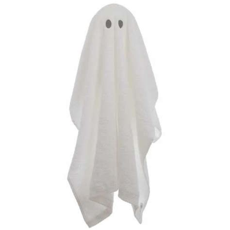 white sheet ghost costume to on
