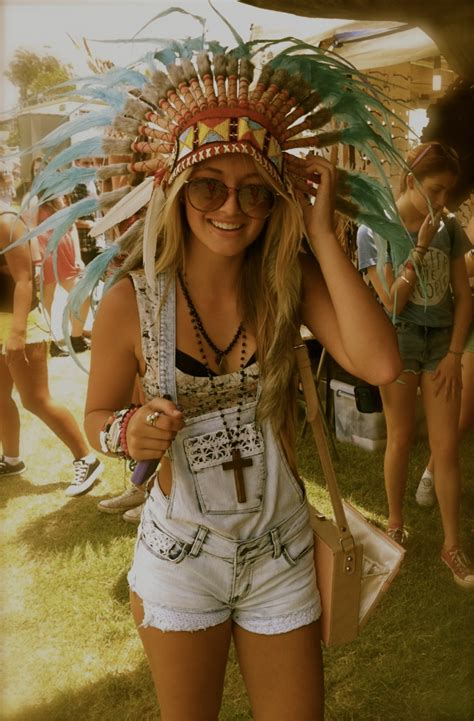 Summer Music Festival Chics u2013 Boho u0026 Hippie Style 2018 | FashionGum.com