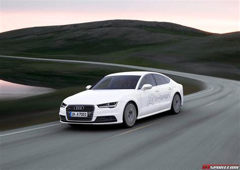 Production Audi A7 Sportback H Tron Quattro Possible