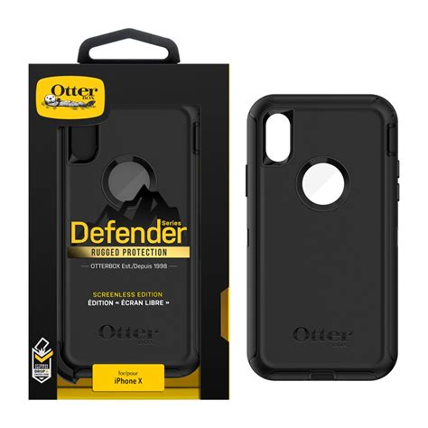 otterbox apple iphone  defender series screenless edition