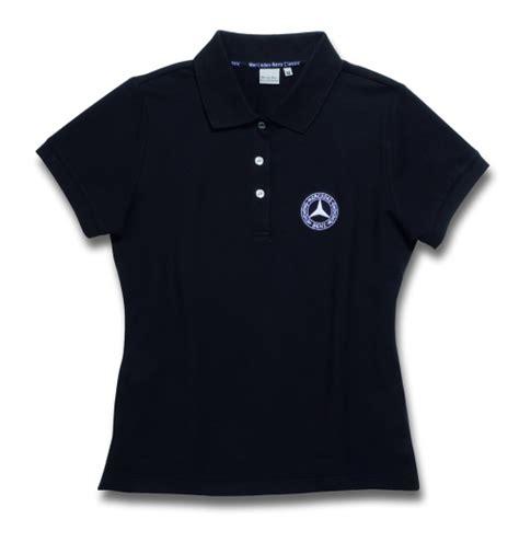 mercedes bekleidung mercedes classic wear damen polo shirt shirts