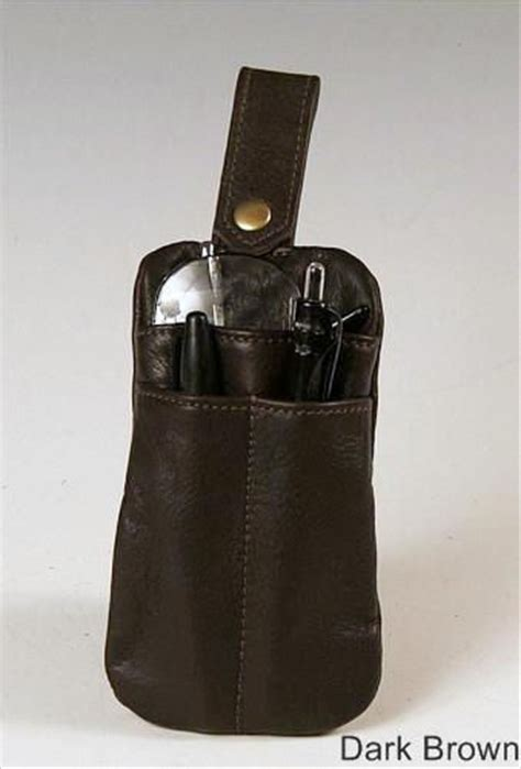 custom  eyeglass   case leather  macclay
