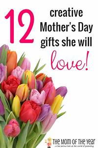 12 Best Mother's Day Gifts that Win! - The Mom of the Year