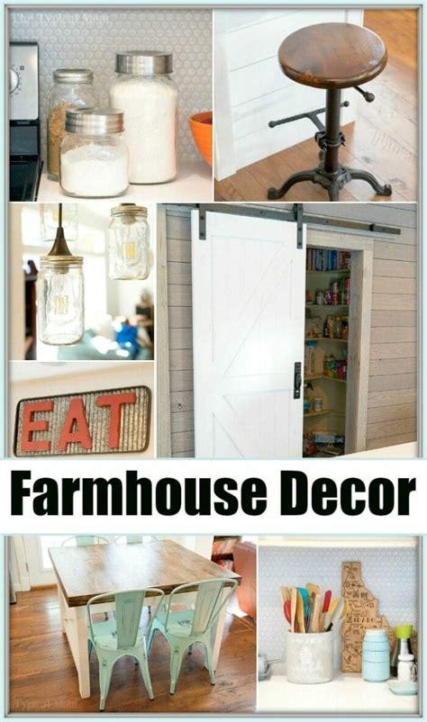 farmhouse kitchen table decor ideas farmhouse kitchen decor 183 the typical