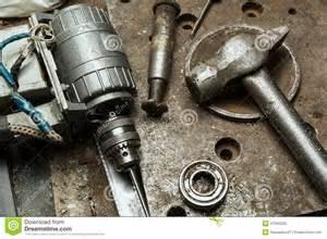 Old Mechanic Tools
