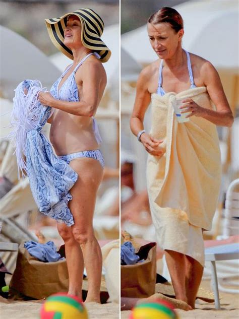 actress jane seymour age jane seymour 62 flaunts her fab bikini body on the beach