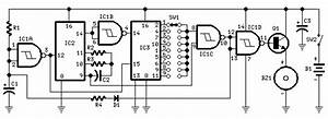 Jogging Timer Circuit Diagram Circuit Diagram And Instructions