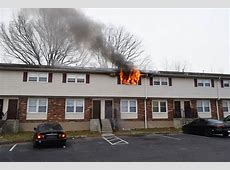 Jeffersonville apartment fire leaves 1 cat dead, another