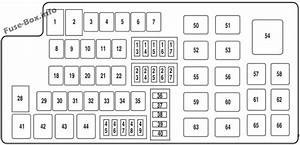 Fuse Box Diagram For 2012 Ford Focu