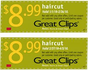 GREAT CLIPS 899 Haircut