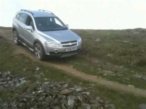 Chevrolet Captiva Off Road Youtube