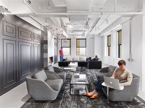 linkedins beautiful  york city office
