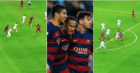 Messi, Suarez, Neymar: Tribute to Barcelona's MSN ...