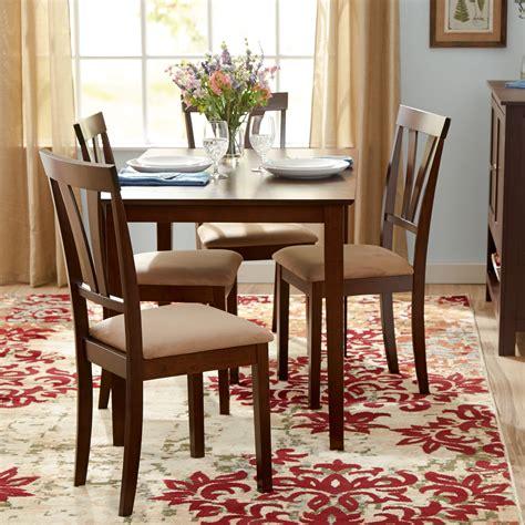 andover mills donald 5 piece dining set reviews wayfair