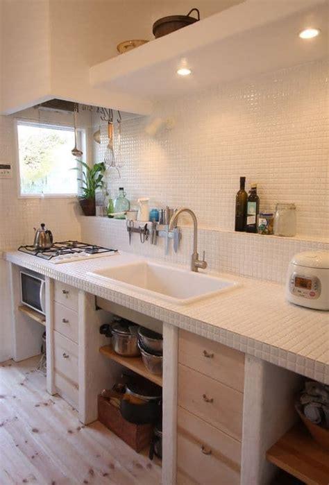cocinas hechas de tablarocadecoraciones  tu casa