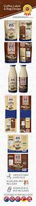 coffee label bag templates as 14 packaging seller With coffee bag label template